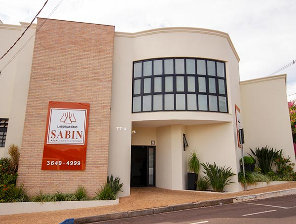 Laboratório Sabin - Unidade Rio Branco